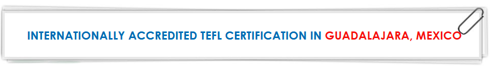 Banner Accredited TEFL