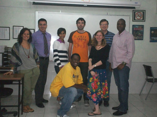 Requirements for teaching English abroad